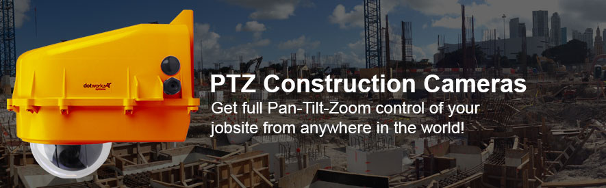 live ptz construction cameras by ud relay