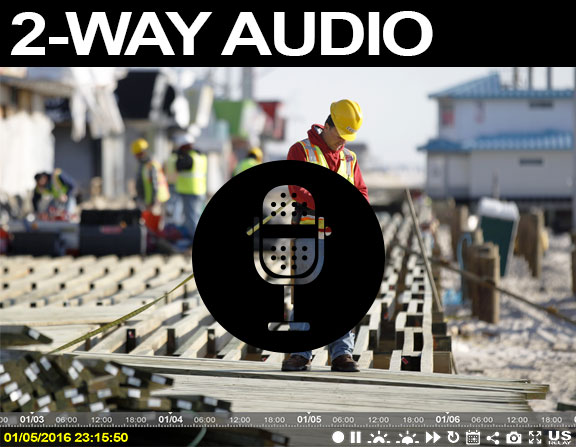 us relay construction cameras live services highlight new 2 way audio