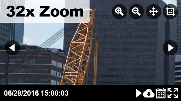 us relay construction cameras live interactive images in high definition plus optical zoom vs digital zoom 32x zoom